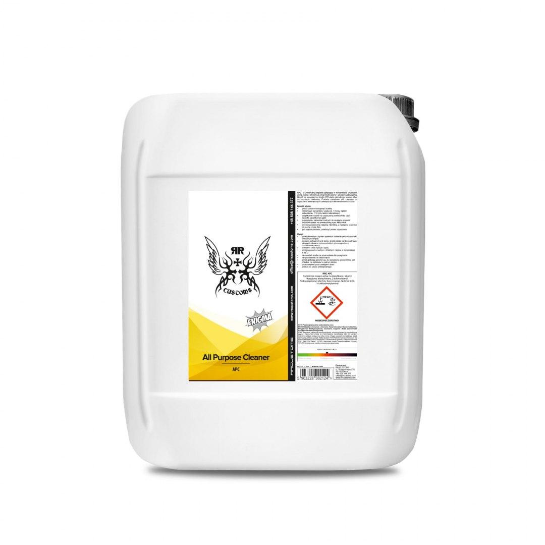 RR CUSTOMS APC 5L (All Purpose Cleaner) - GRUBYGARAGE - Sklep Tuningowy